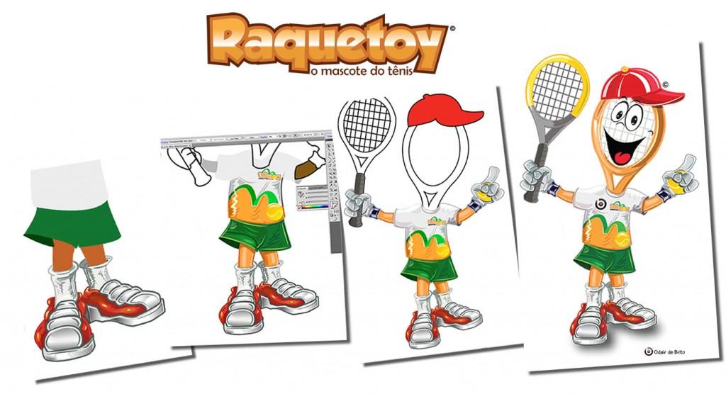 etapas-de-criação-mascote-raquetoy-odair-de-brito